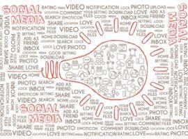 quảng bá thương hiệu qua social