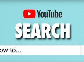 xu hướng tìm kiếm youtube