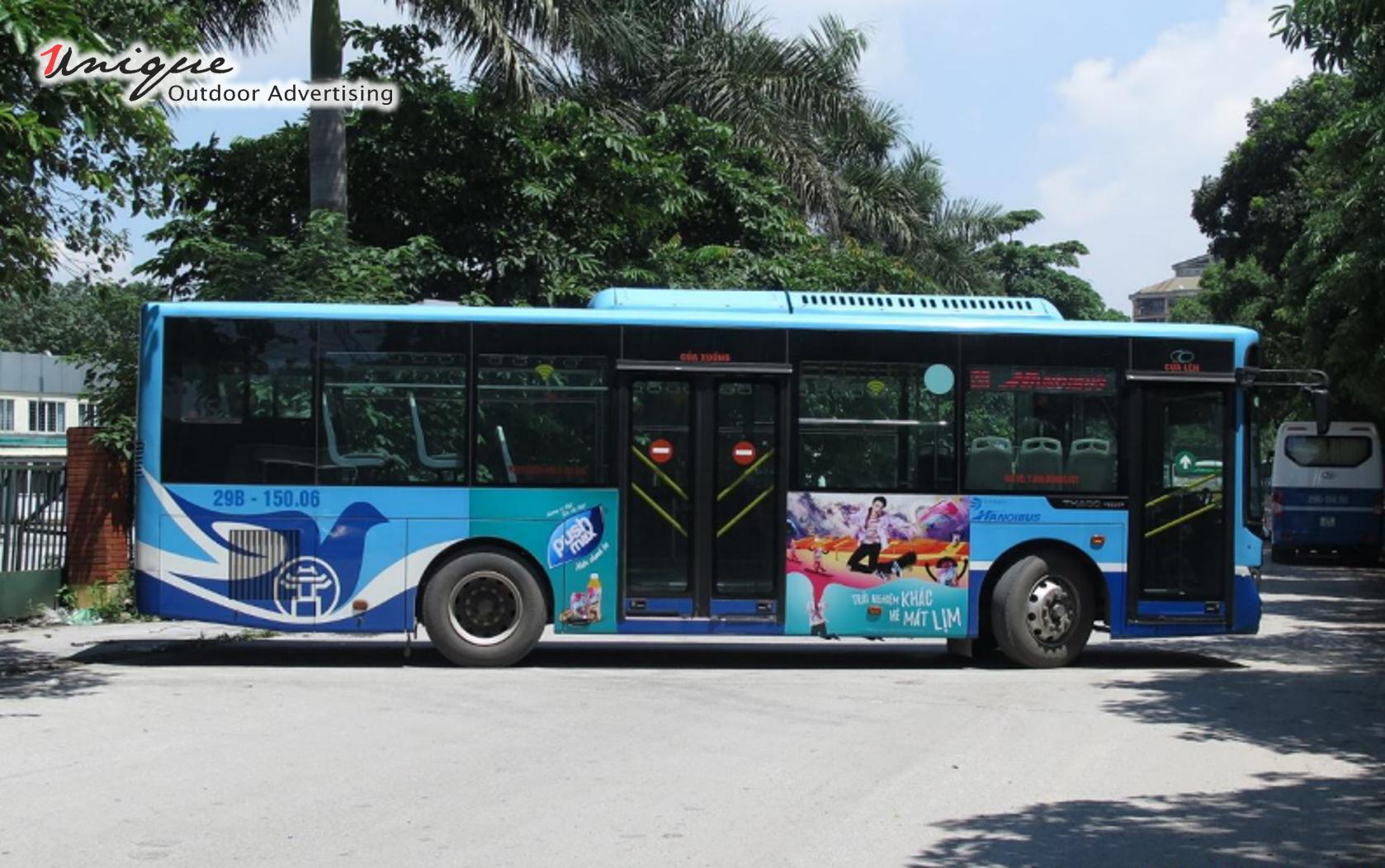 quảng cáo ngoài trời tại Hà Nội