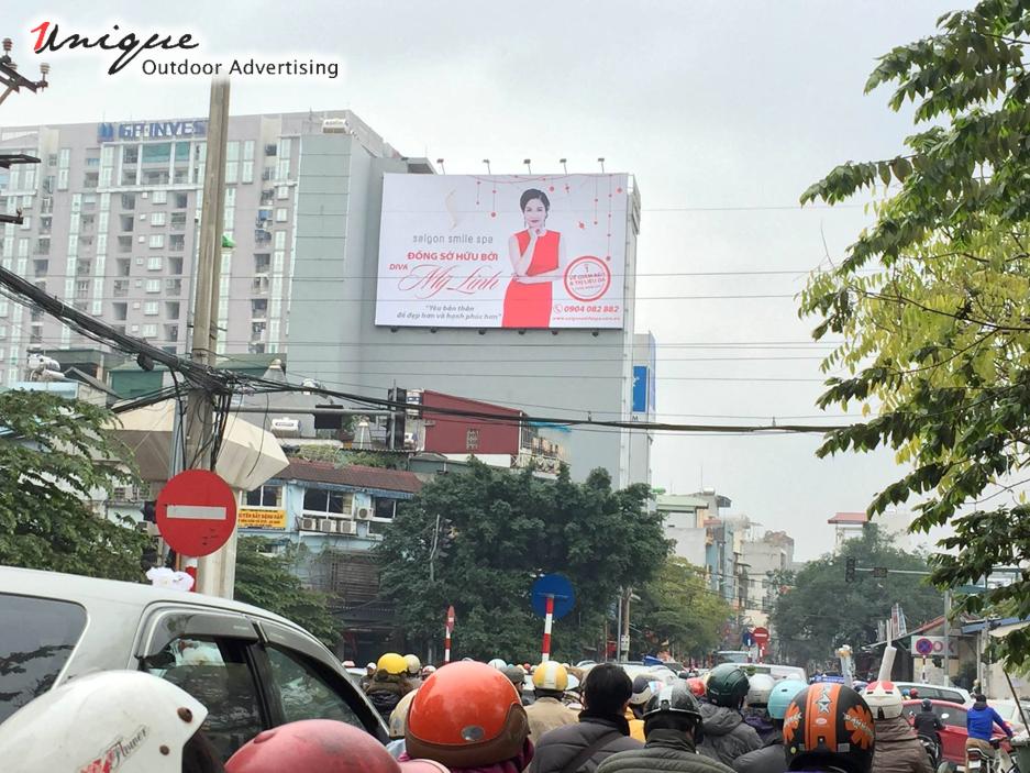 Agency quảng cáo Billboard Pano