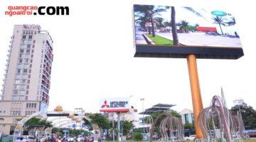 quảng cáo màn hình Led lcd Frame