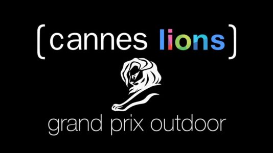 cannes lions outdoor