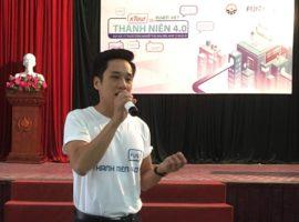 """CEO Unique Ads - Anh Phạm Ngọc Linh chia sẻ về """"Thanh niên 4.0"""""""