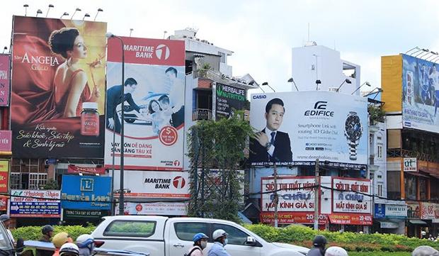 quảng cáo tầm cao