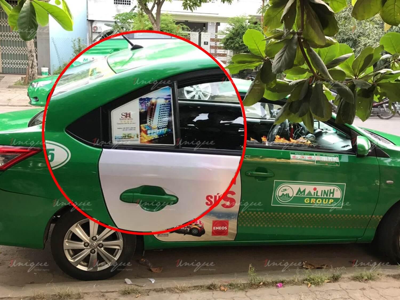Quảng cáo taxi là gì? Top 16 thông tin quan trọng cần nắm rõ