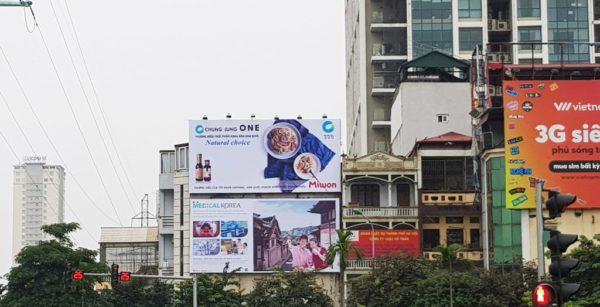 Quảng cáo Pano Gia vị Chung Jung One