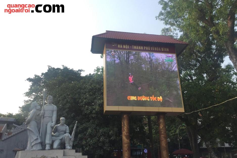 quảng cáo màn hình led ngoài trời