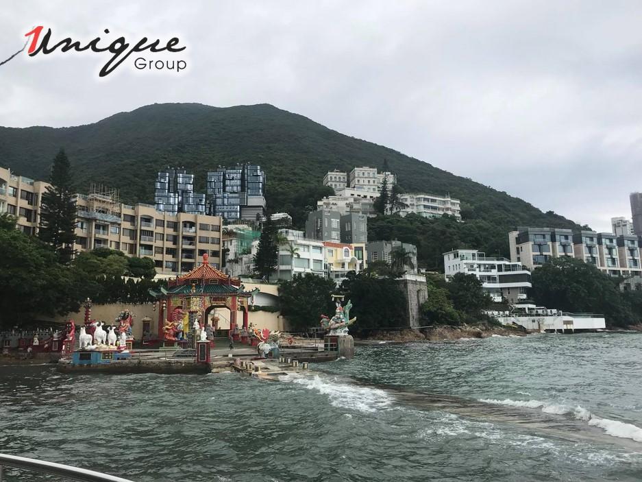 Chuyến đi Hồng Kông