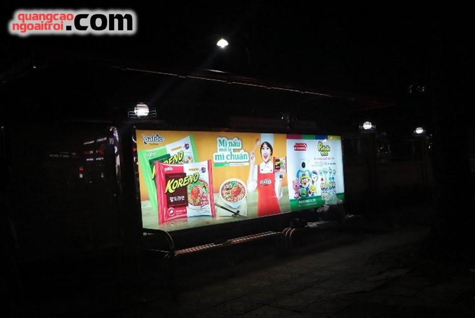 chiến dịch quảng cáo ngoài trời của koreno