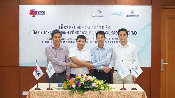 G7 taxi - Liên minh taxi lớn nhất Hà Nội