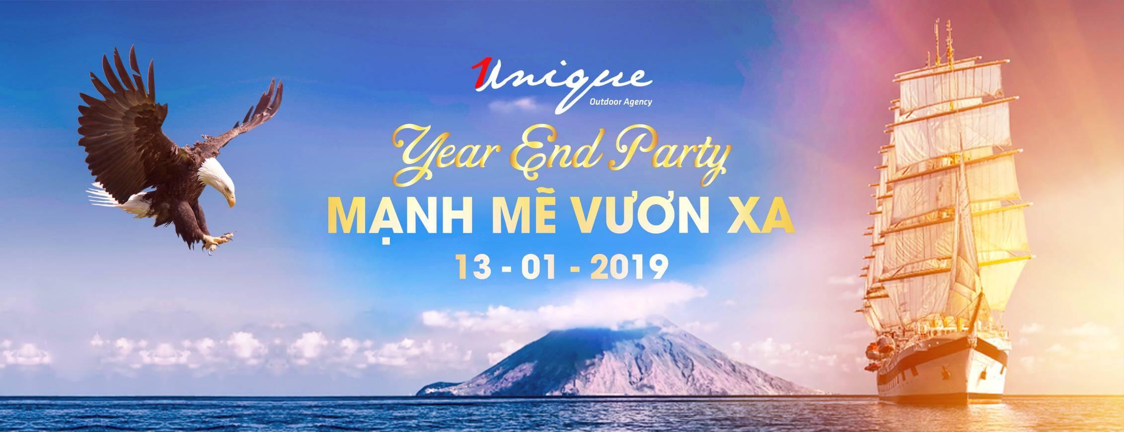 Unique Year End Party 2018