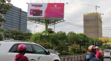 quảng cáo cho lotte finance