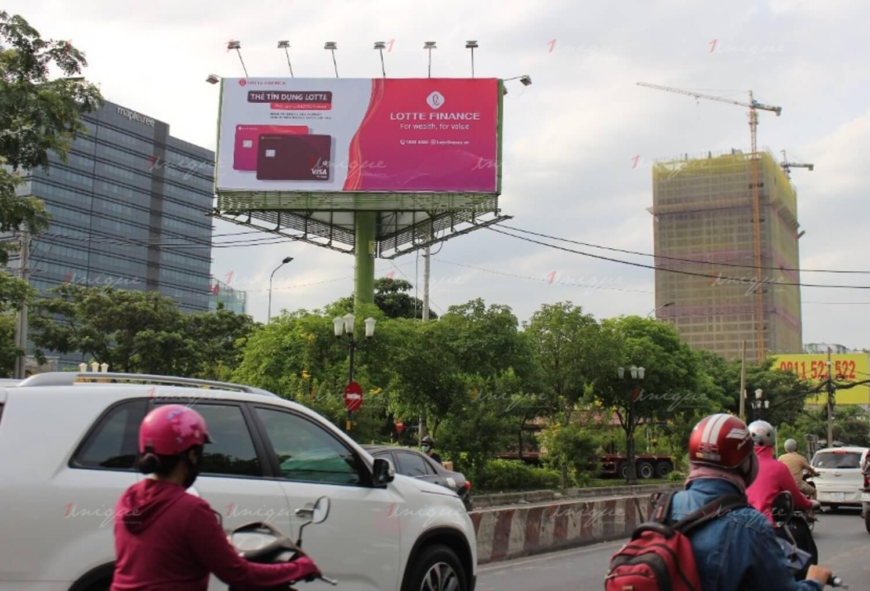 quảng cáo ngoài trời cho thương hiệu sắp ra mắt