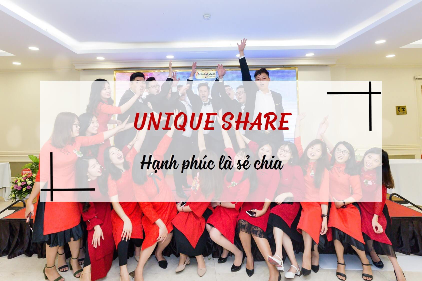 dự án unique share