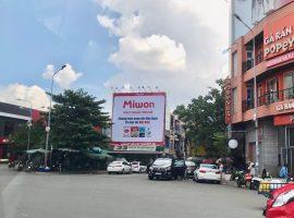 quảng cáo pano cho miwon