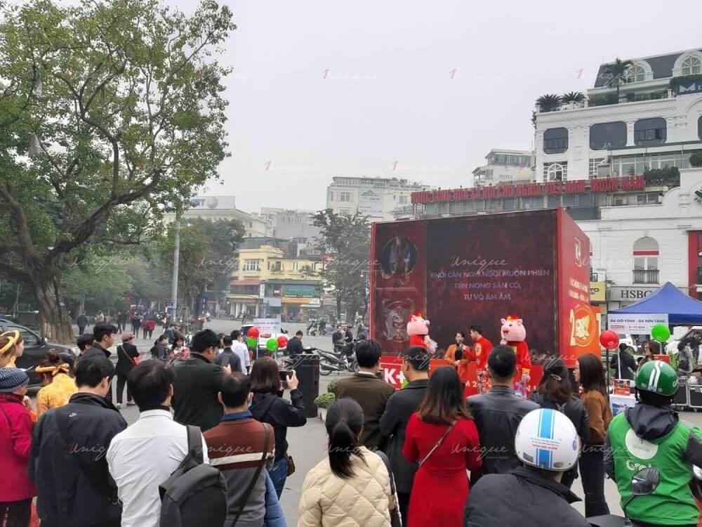 Tổ chức sự kiện event