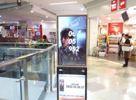 Baekhyun quảng cáo Lcd tại Vạn Hạnh mall