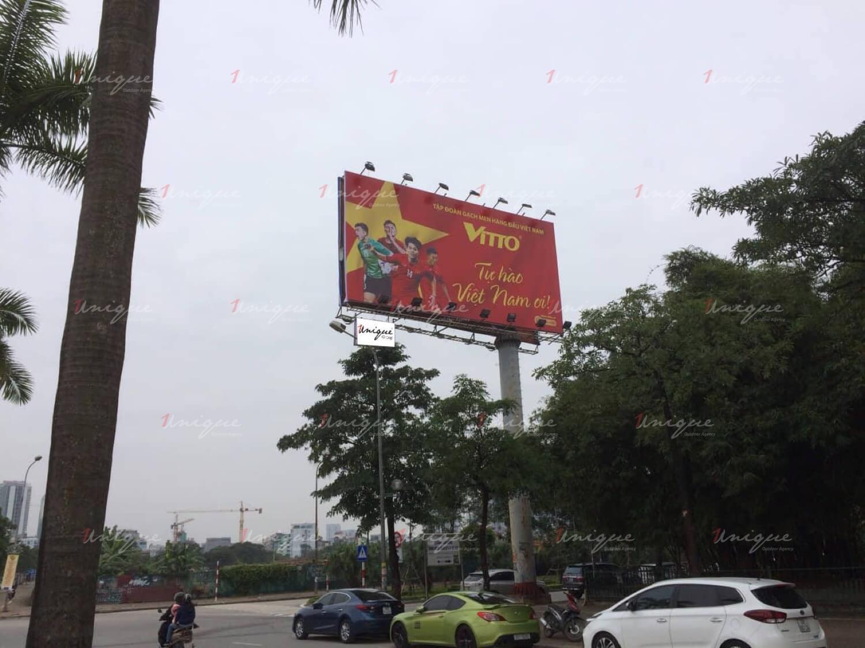 Chiến dịch quảng cáo Billboard của Vitto