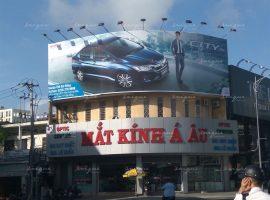 Chiến dịch quảng cáo ngoài trời của Honda