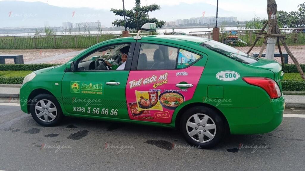 quảng cáo ngoài trời tại Lào Cai