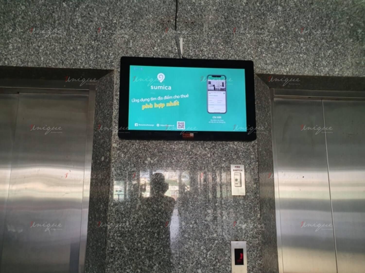 quảng cáo ngoài trời cho ứng dụng thương mại điện tử