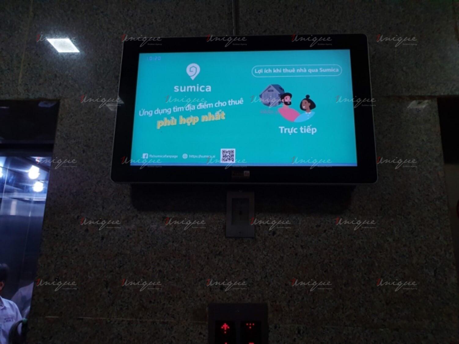 quảng cáo lcd cho sumica
