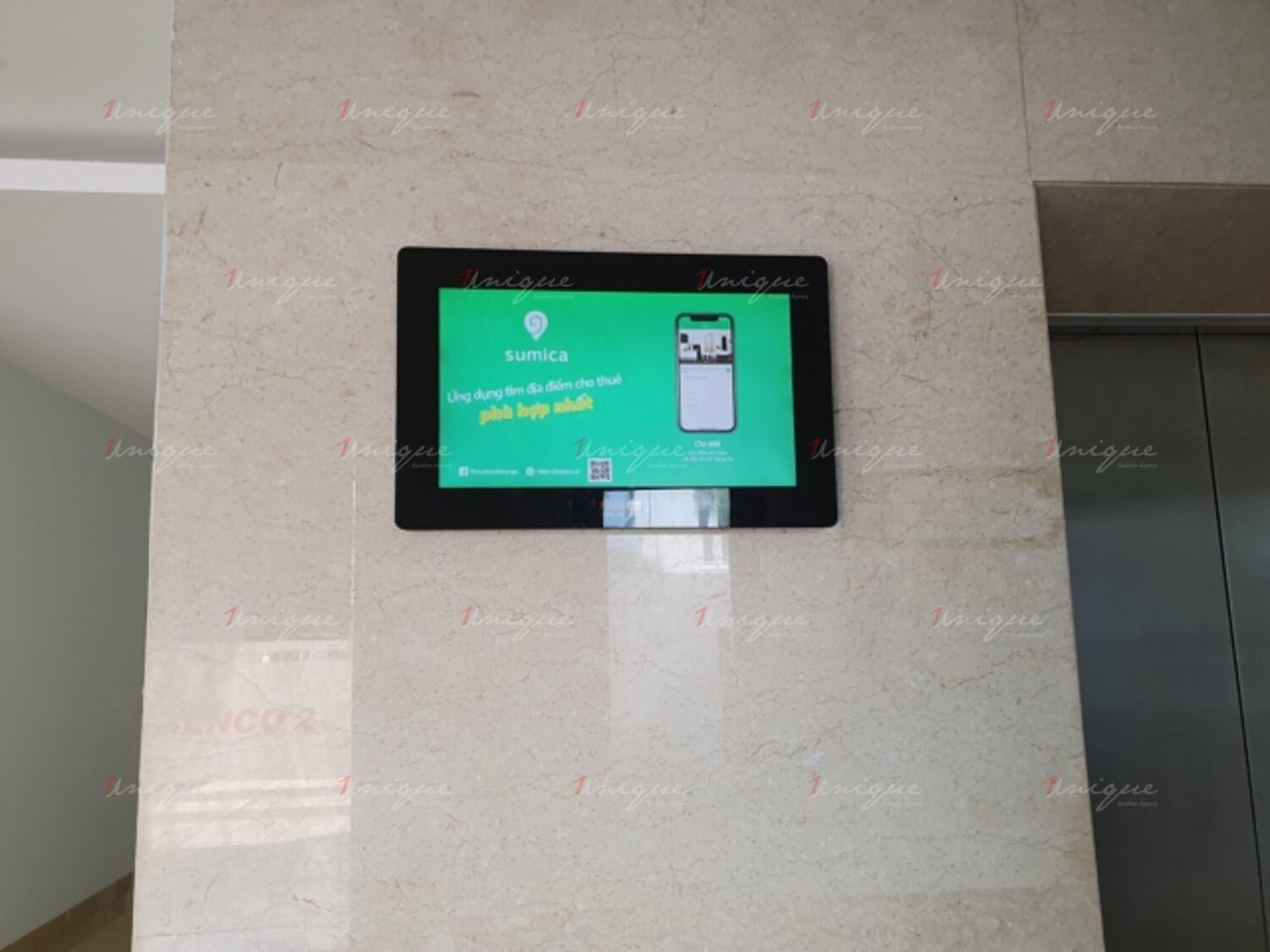 Quảng cáo màn hình Led, Lcd, Frame tại bến xe