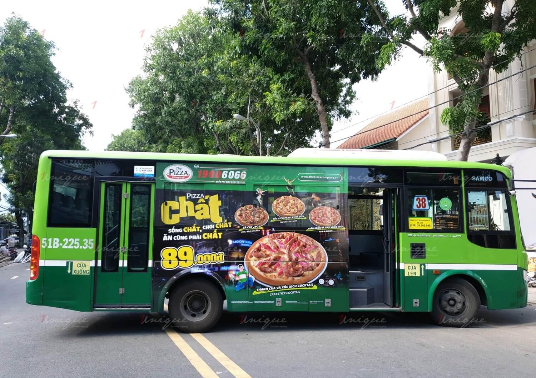 đo lường hiệu quả quảng cáo trên xe buýt
