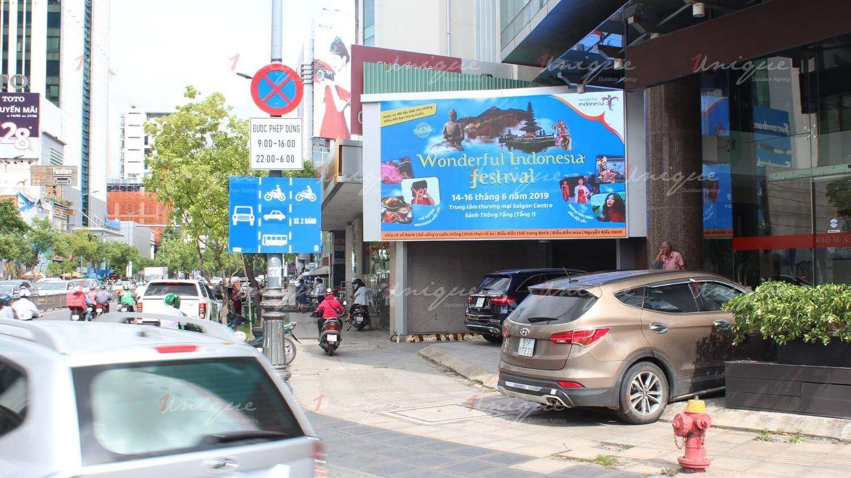 Wonderful Indonesia quảng cáo màn hình Led ngoài trời