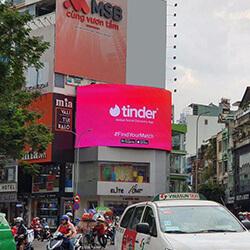 dịch vụ quảng cáo màn hình led ngoài trời