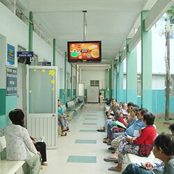 dịch vụ quảng cáo tại bệnh viện