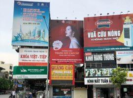 quảng cáo pano cho doji
