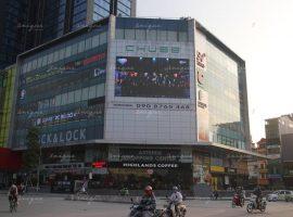 Seventeen xuất hiện trên màn hình Led quảng cáo ngoài trời Artemis