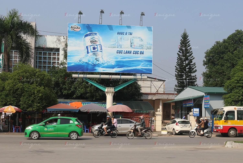 quảng cáo ngoài trời tại ninh bình