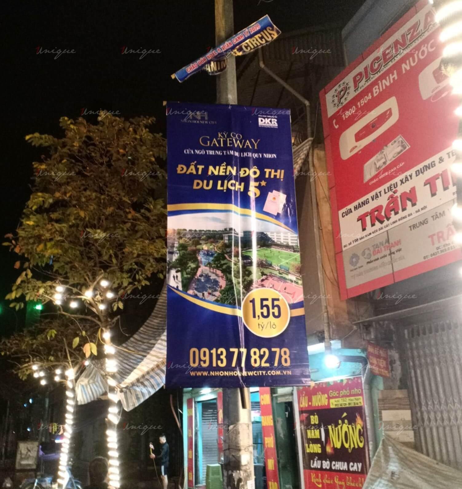 kỳ co gateway quảng cáo banner