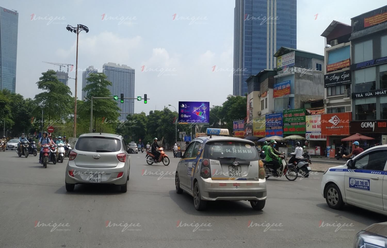 màn hình Led quảng cáo ngoài trời tại 43 Nguyễn Chí Thanh