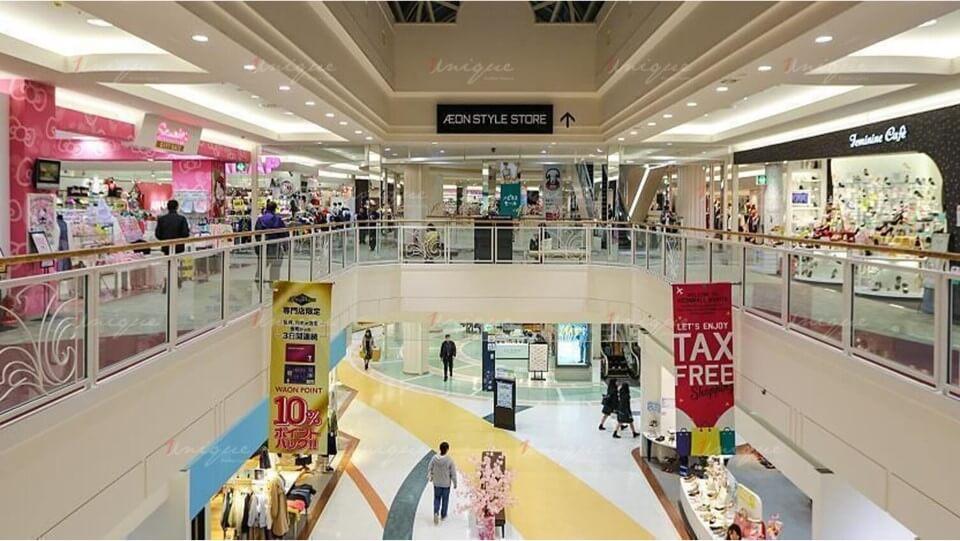 quảng cáo banner thả trần siêu thị, trung tâm thương mại