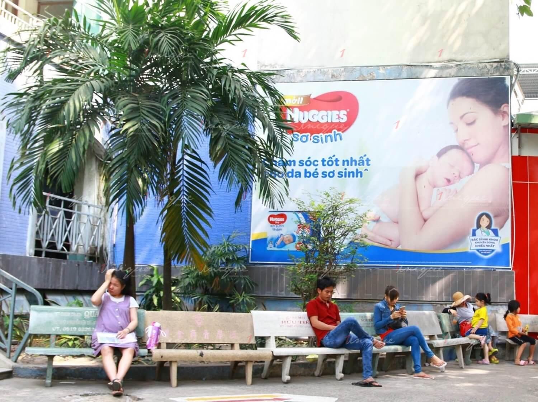 quảng cáo biển bảng tại bệnh viện