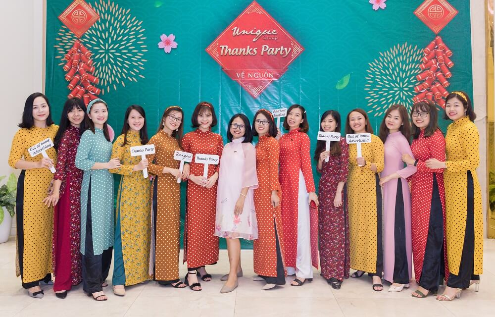 "Unique Thanks Party 2019: ""Về Nguồn"""