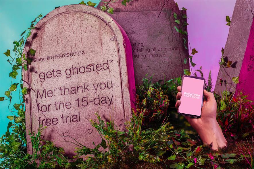 Chiến dịch OOH hài hước của Twitter nhân ngày lễ tình nhân