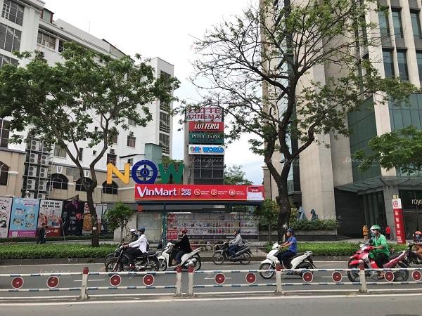 Các hình thức quảng cáo ngoài trời tại thành phố Hồ Chí Minh