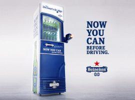 heineken quảng cáo bia không cồn