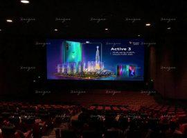 vingroup quảng cáo tại rạp chiếu phim