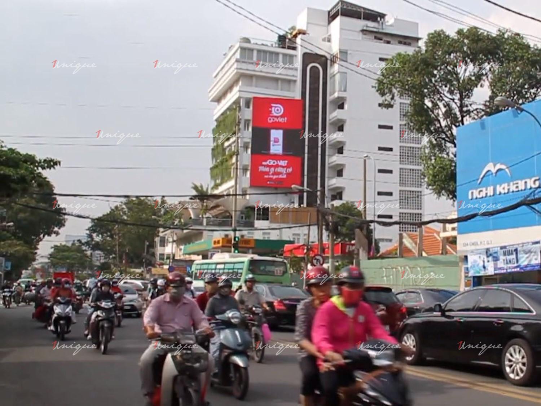 màn hình Led quảng cáo tại 120 Cách Mạng Tháng 8