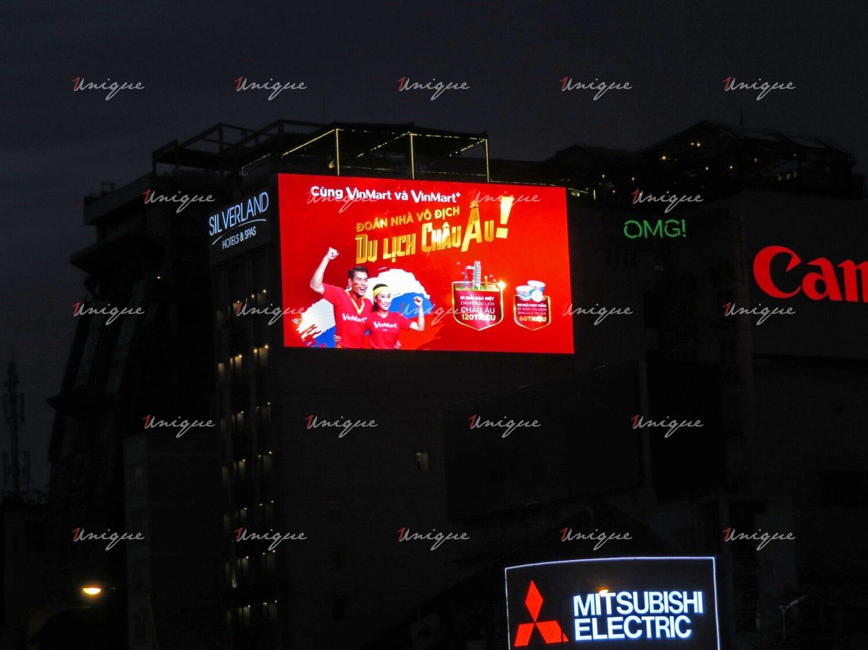 báo giá quảng cáo màn hình Led ngoài trời