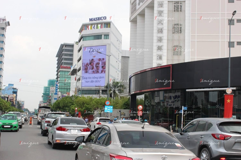 Màn hình Led quảng cáo 78A Nguyễn Văn Trỗi, Q.Phú Nhuận, Tp.Hồ Chí Minh