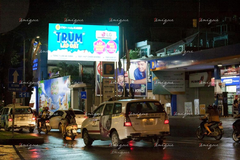 Màn hình Led quảng cáo tại 190 Pasteur, Quận 3, Hồ Chí Minh