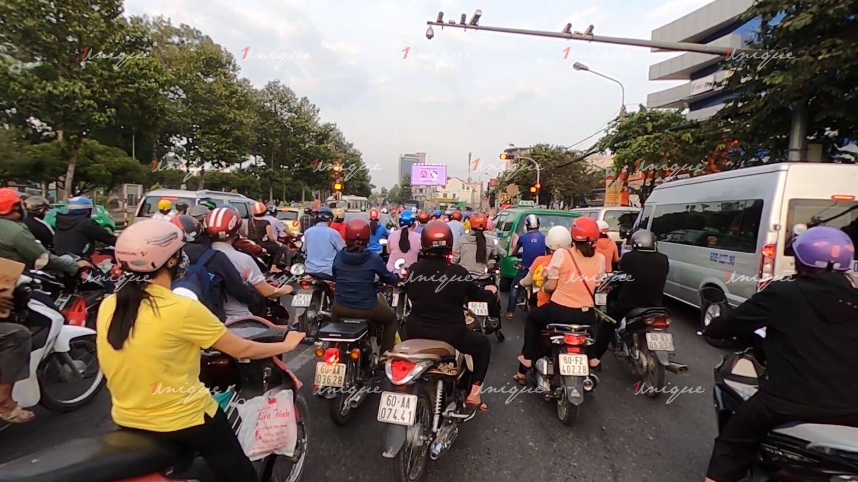 Màn hình Led quảng cáo tại ngã 3 Vườn Mít - Biên Hòa - Đồng Nai