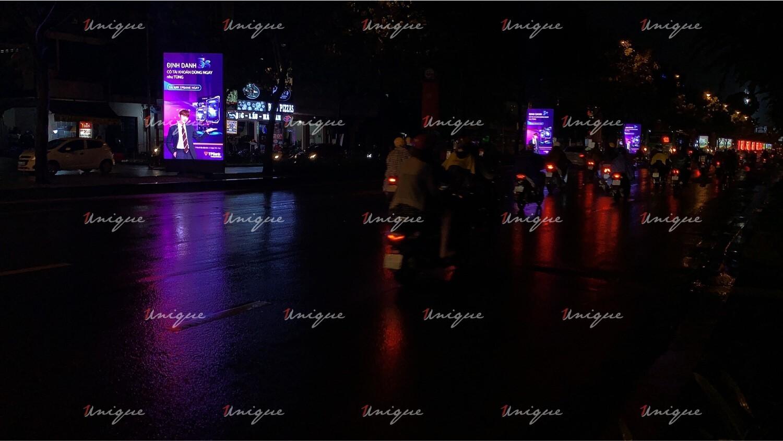 màn hình Led quảng cáo dọc đường Trường Sơn