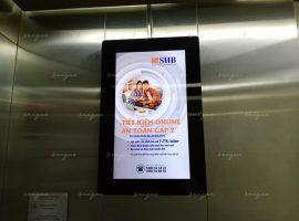 shb quảng cáo màn hình frame